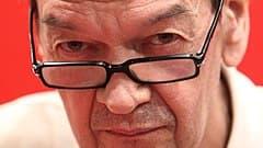 L'auteur de BD Nikita Mandryka en 2011.