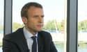 """Emmanuel Macron juge que céder aux pressions est """"un manque de tempérament"""""""