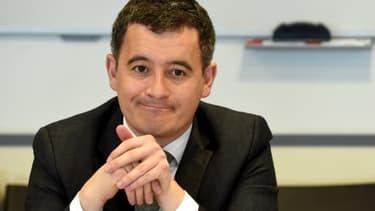 Gérald Darmanin, ministre de l'Action et des Comptes publics
