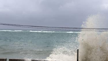 L'ouragan Dorian est arrivé aux Bahamas