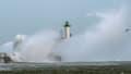 Des vents violents touchant Boulogne-sur-Mer en 2016 (illustration)