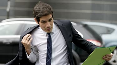 """Mathieu Gallet, """"a toutes les cartes en main pour sortir du conflit à Radio France"""", a déclaré vendredi la ministre de la Culture, Fleur Pellerin."""