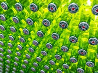 Heineken enregistre un bénéfice net de 1,03 milliard d'euros au premier semestre 2021.
