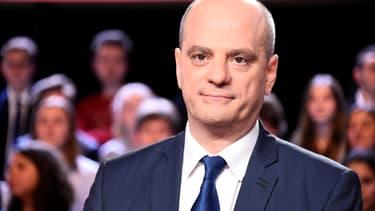 Jean-Michel Blanquer sur le plateau de l'émission.