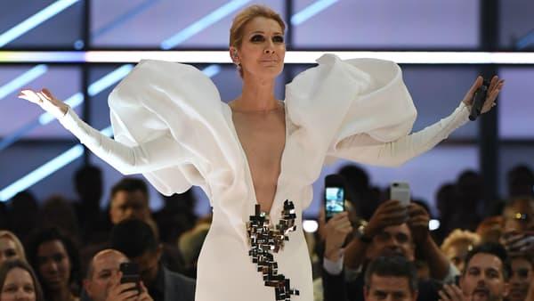 Céline Dion aux Billboard Music Awards en 2017
