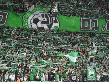 Supporters Maccabi Haïfa