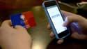 Les sympathisants pourront s'exprimer en temps réel sur une appli pour smartphone créée par l'UMP (Photo d'illustration)