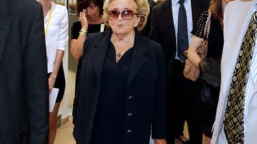 Bernadette Chirac a critiqué Alain Juppé ce dimanche.