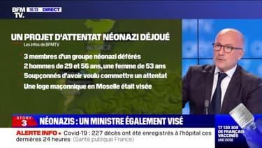 Story 5 : Des néonazis visaient des francs-maçons - 07/05