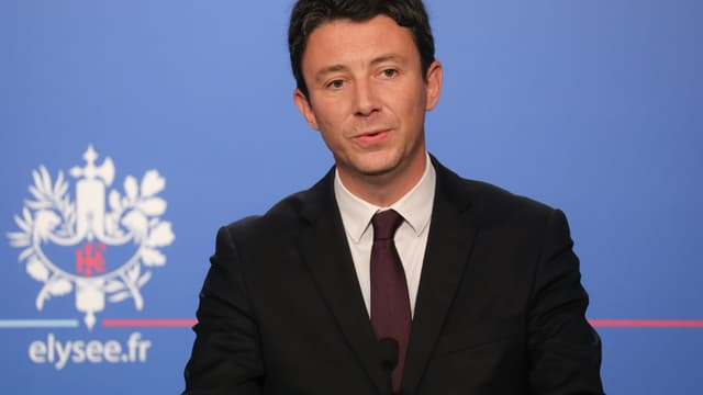 Benjamin Griveaux a assuré Guillaume Pepy de son soutien.