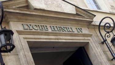 Lycée Henry IV à Paris