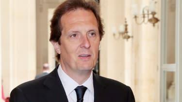 Jérôme Chartier à l'Assemblée nationale, le 29 avril 2014.