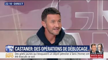 Olivier Besancenot ce lundi soir sur BFMTV.