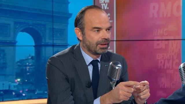 Edouard Philippe sur RMC-BFMTV le 28 novembre 2018