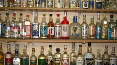La vente d'alcool fort de nouveau autorisée dans le Morbihan