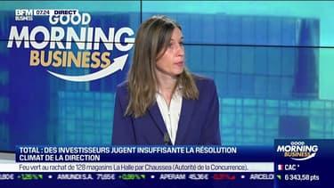 Aurélie Baudhuin (Meeschaert AM): Meeschaert AM votera contre la résolution climat de la direction de Total - 21/05