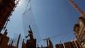 Chantier sur une implantation juive près de Jérusalem. Selon un projet de communiqué, le quartet des médiateurs internationaux pour le Proche-Orient va demander mardi à Israël de prolonger le moratoire sur les constructions dans les colonies juives de Cis