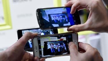 En 2016, un tiers des 1,6 milliard de smartphones vendus dans le monde seront des modèles à plusieurs cartes SIM