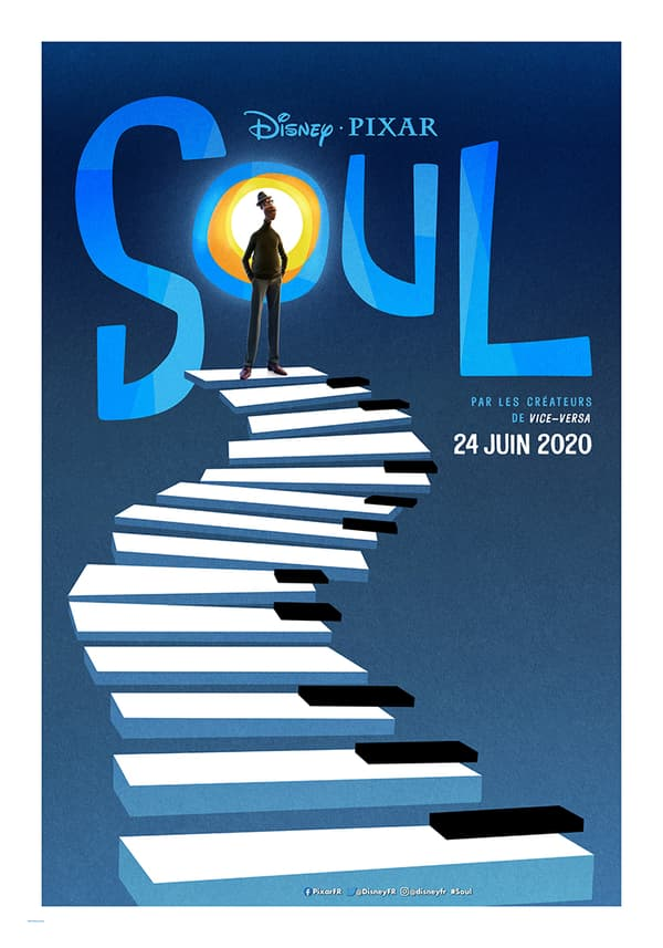 Affiche de Soul
