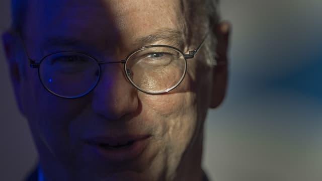 Eric Schmidt est arrivé chez Google en 2001.