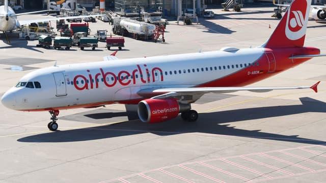 Air Berlin a lancé une procédure d'insolvabilité mi-août
