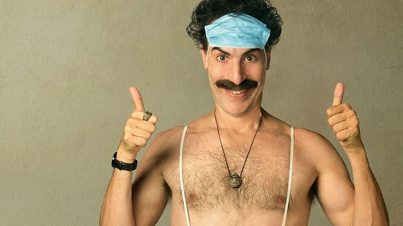 "Amazon sort une version alternative de ""Borat 2"""