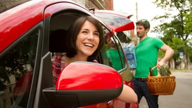 Une voiture Zipcar en autopartage équivaut à 15 véhicules individuels en circulation