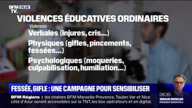Un clip pour sensibiliser contre les violences éducatives ordinaires dévoilé par l'association Stop VEO