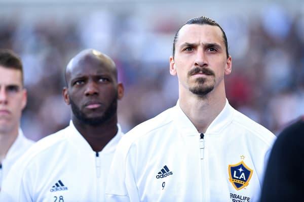 Ciani et Ibrahimovic