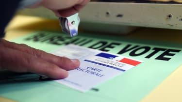 Des législatives partielles sont organisées dans 6 circonscriptions ce dimanche (PHOTO D'ILLUSTRATION)