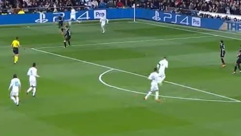 Kroos était-il hors-jeu avant de provoquer le penalty?