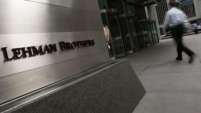 La faillite de Lehman Brothers est devenue le symbole de la crise financière de 2008.