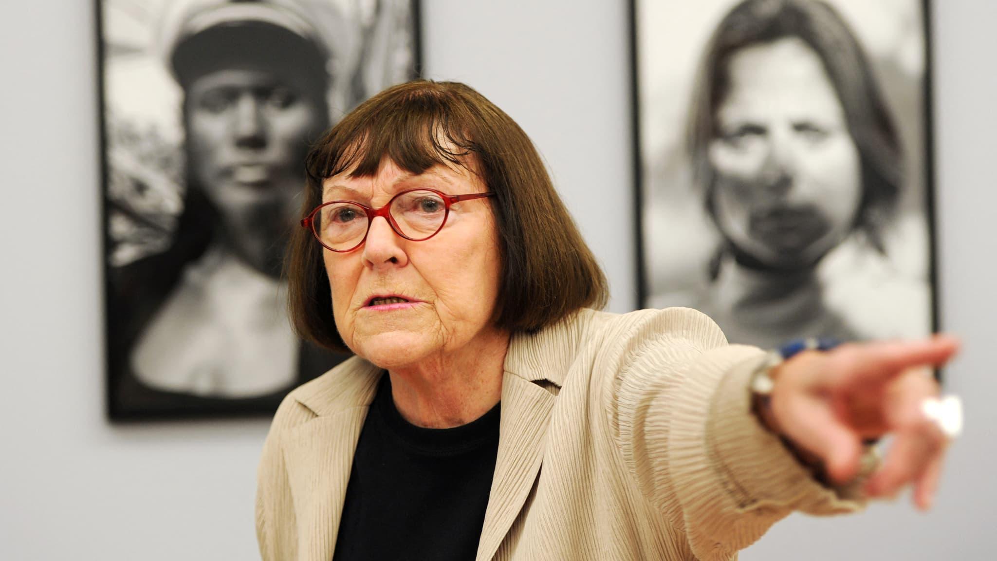 La photographe June Newton, veuve d'Helmut Newton, est morte à l'âge de 97 ans