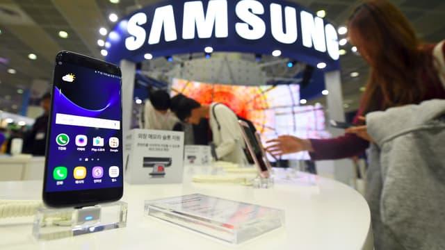 Les déboires de Samsung avec ses batteries ne sont visiblement pas terminés.