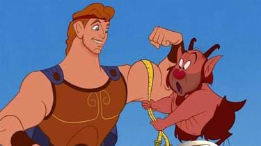Le dessin animé Hercule