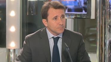 Thibaut Lanxade a notamment expliqué les raisons de son ralliement à Pierre Gattaz
