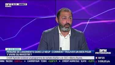 Arnaud Groussac (Patrimoine Store) : Comment trouver un bien pour y vivre ou investir face à la pénurie de logements dans le neuf ? - 07/06