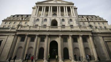 La Banque d'Angleterre a fixé son taux à 0,75%
