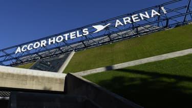 L'AccorHotels Arena à Paris