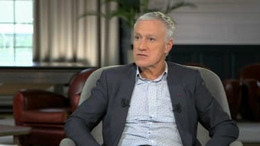 Didier Deschamps sur BFMTV