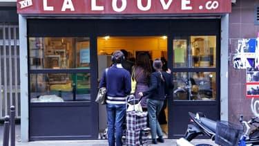La Louve pourrait ouvrir fin 2015.