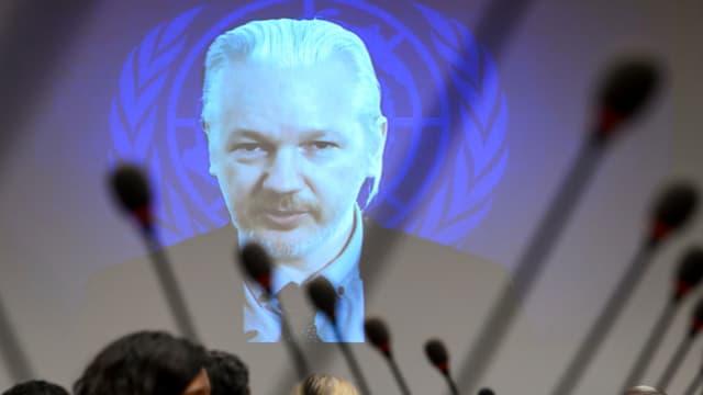 Julian Assange fera une intervention vidéo le 21 août prochain lors des universités d'été d'EELV