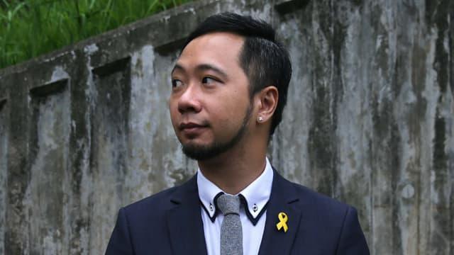 Ken Tsang, passé à tabac par la police en 2014, a néanmoins été reconnu coupable de violences contre les policiers, et risque deux ans de prison.