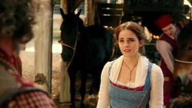 """Emma Watson dans """"La Belle et la Bête"""", en salles le 22 mars 2017"""