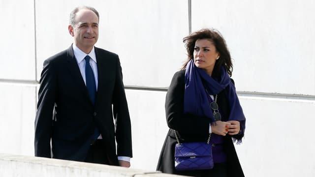 Nadia Copé a travaillé comme assistante parlementaire pour son mari Jean-François Copé.