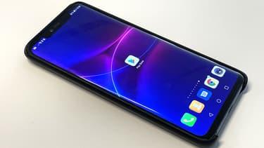 Un smartphone Android