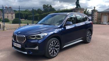 BMW convertit son X1 à l'hybride rechargeable