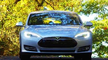 Les Model S sont commercialisées depuis 2012.