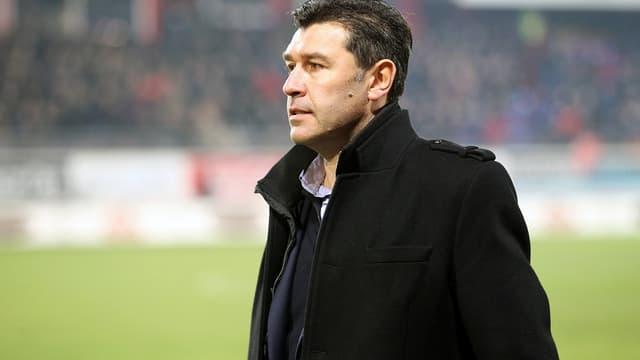 Hubert Fournier, nouveau DTN du foot français