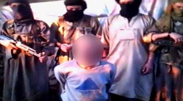 La vidéo de l'exécution de l'otage n'a pas été authentifiée.